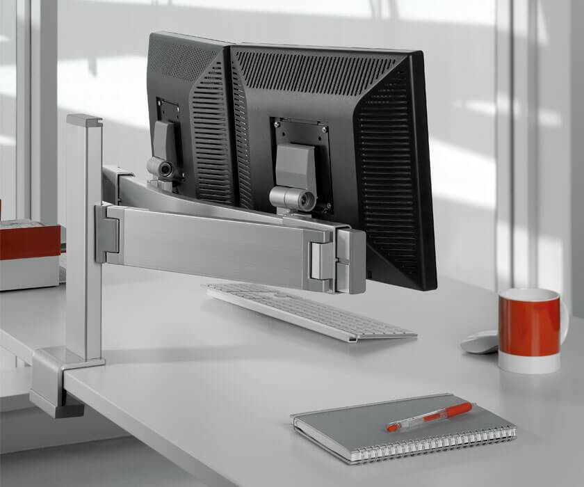 office4you Steelcase Plurio Bildschirmhalter