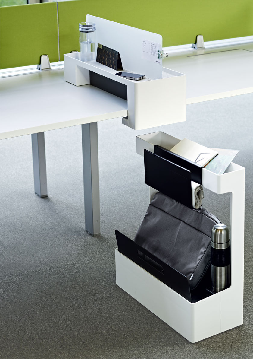 office4you Steelcase Welcomeselemente Mobilercaddy
